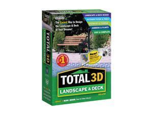 Individual Software Total 3D Landscape & Deck Deluxe