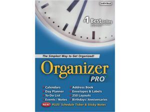 Individual Software Organizer Pro