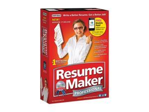 Individual Software Resumemaker Professional Deluxe 17