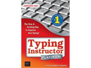 Individual Software Typing Instructor Platinum 21 - Download