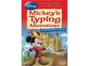 Individual Software Disney: Mickey's Typing Adventure - Download