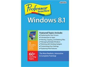 Individual Software Professor Teaches Windows 8.1 - Download