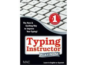 Individual Software Typing Instructor Platinum 21 (Mac) - Download