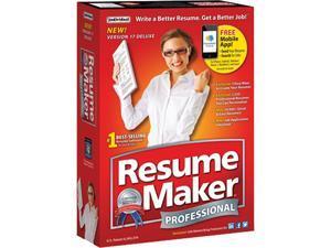 Individual Software ResumeMaker Professional Deluxe 17 - Download