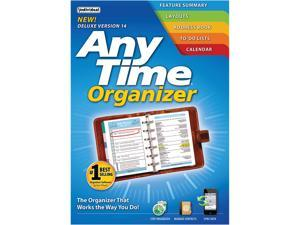 Individual Software Anytime Organizer Deluxe 14 - Download