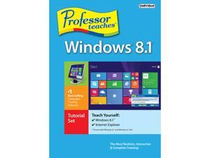 Professor Teaches Windows 8.1