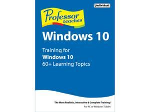 Individual Software Professor Teaches Windows 10 - Download