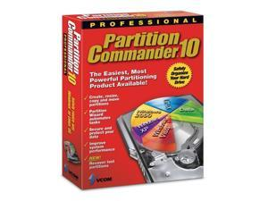 Avanquest Partition Commander 10