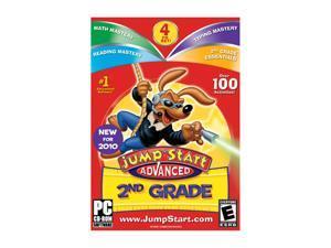 Knowledge Adventure Jumpstart Advanced 2nd Grade V3.0