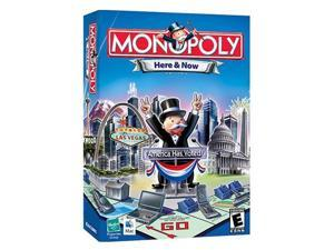 Monopoly Here and Now Edition Mac Game