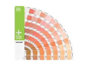 PANTONE PLUS SERIES COLOR BRIDGE Guide Uncoated and Supplement of 336 New Colors