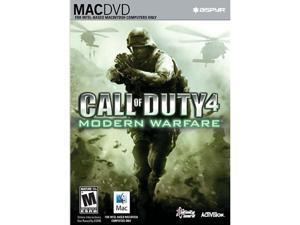 Call of Duty 4: Modern Warfare Mac Game