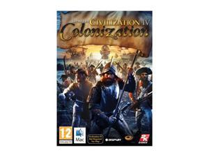 Civilization 4: Colonization Mac Game