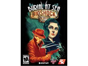 BioShock Infinite: Burial at Sea Episode 1 for Mac [Online Game Code]