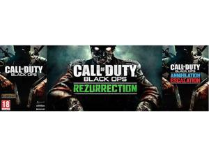 Call of Duty: Black Ops Power Pack (Base Game + Rezurrection DLC + Annihilation DLC) for Mac [Online Game Codes]