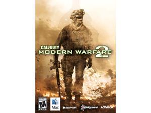 Call of Duty: Modern Warfare 2 for Mac [Online Game Code]