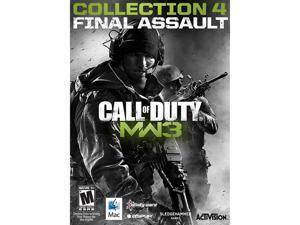 Call of Duty: Modern Warfare 3 Collection 4: Final Assault for Mac [Online Game Code]