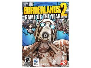 Borderlands 2: Game of the Year Edition for Mac - Promotion Attach Only [Online Game Code]