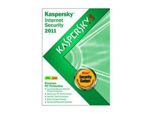 KASPERSKY lab Internet Security 2011 - 3 User