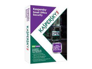 KASPERSKY lab Small Office Security - 5 User