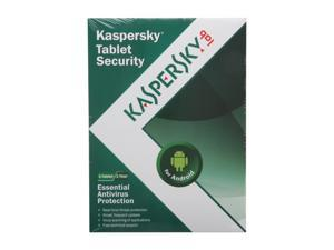 KASPERSKY lab Tablet Security