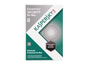 KASPERSKY lab Security For MAC