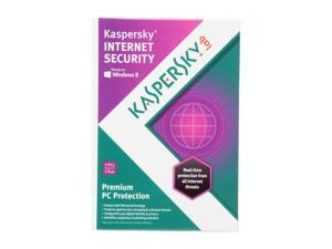 KASPERSKY lab Internet Security 2013 - 3 PCs