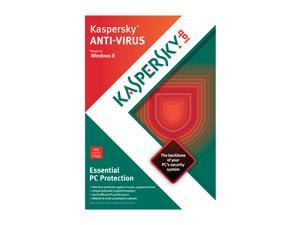 KASPERSKY lab Anti-Virus 2013 - 1 PC - OEM