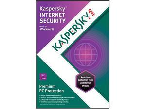 KASPERSKY lab Internet Security 2013 1 PC - Download