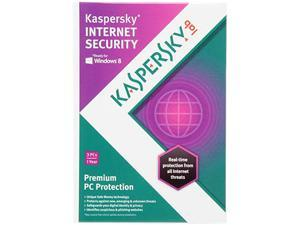 KASPERSKY lab Internet Security 2013 3 PCs - Download