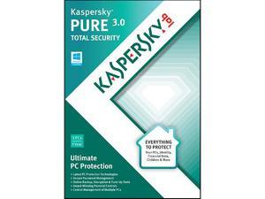 Kaspersky Pure 3.0 - 3 PCs - Download