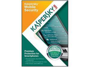 KASPERSKY lab Mobile Security - 1 User - Download