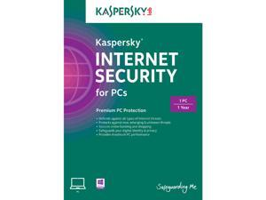 Kaspersky Internet Security 2014 - 1 PC - OEM