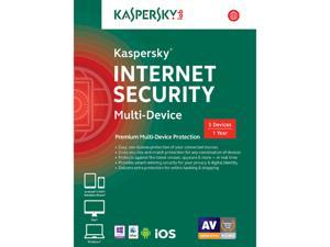 Kaspersky Multi- Device 2015 5 User - Download