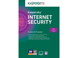 Kaspersky Internet Security 2015 - 1 PC