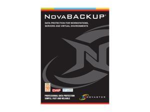NOVASTOR NovaBACKUP Business Essentials 13.0