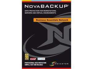 NOVASTOR NovaBACKUP Business Essentials Network - Download