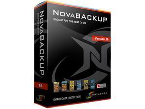 NOVASTOR NovaBACKUP Professional Version 16 - Download