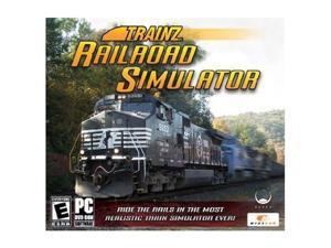 Trainz Railroad Simulator Jewel Case PC Game