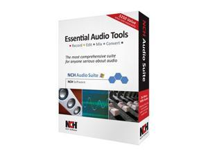 NCH Software Audio Suite