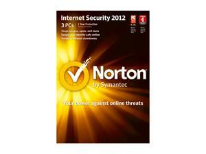 Symantec Norton Internet Security 2012 (3-user)