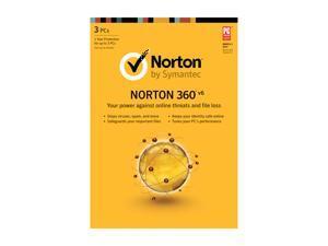 Symantec Norton 360 6.0 - 3 User