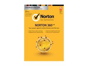 Symantec Norton 360 Premier 6.0 - 3 User