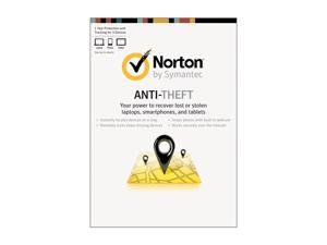 Norton Norton Anti-Theft 1.0 - 1 User - 3 PC
