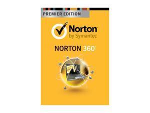 Symantec Norton 360 Premier 2013 - 3 PCs