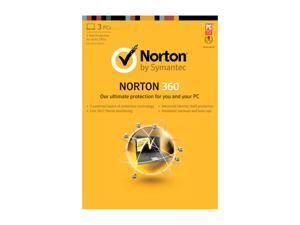 Symantec Norton 360 2013 - 3 PCs