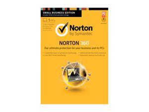 Symantec Norton 360 2013 - 5 PCs