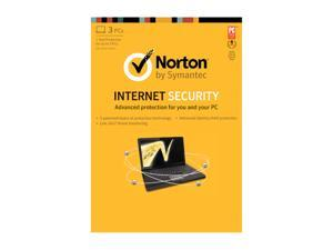 Symantec Norton Internet Security 2013 - 3 PCs