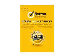 Symantec Norton 360 Multi Device - 5 Devices