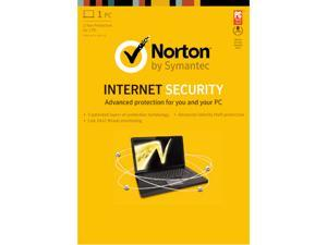 Symantec Norton Internet Security 2013 - 1 PC